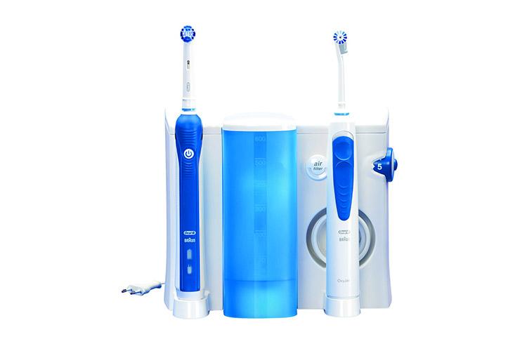 combine dentaire oral-b professional care oxyjet 3000