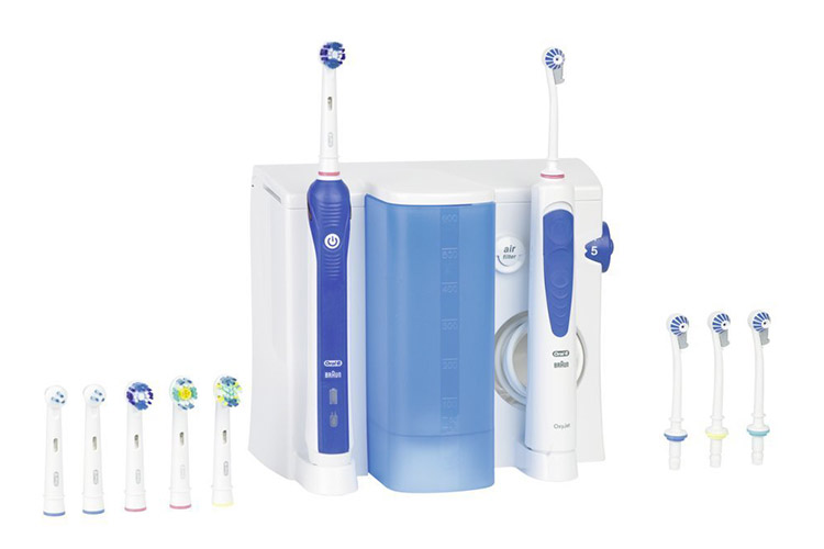 oral-b professional care oxyjet 3000 avis
