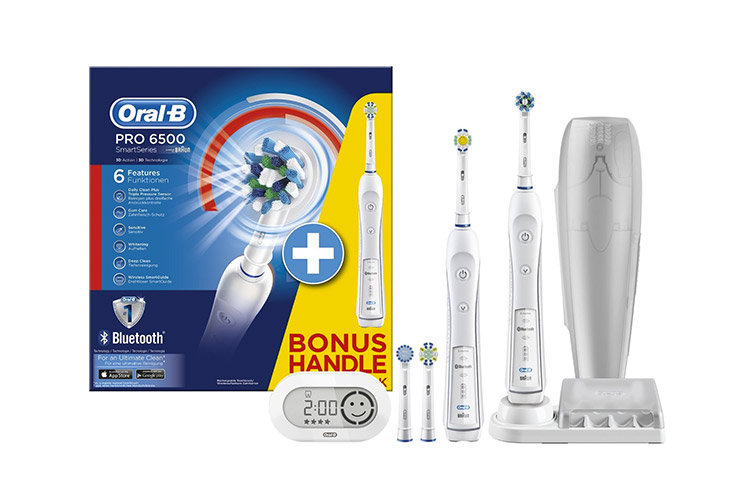 Oral B Brosse Pro 6500 Duo