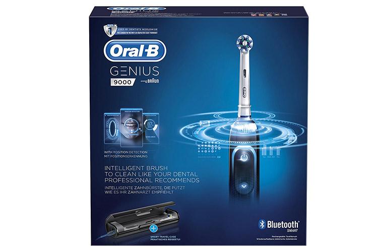 Oral-B Genius 9000 Black avis