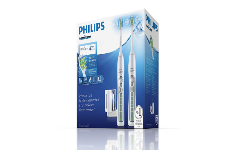 Philips Sonicare Flexcare HX6972/35 test